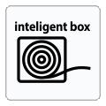 Tambur derulare cablu inteligent, in cutie de carton